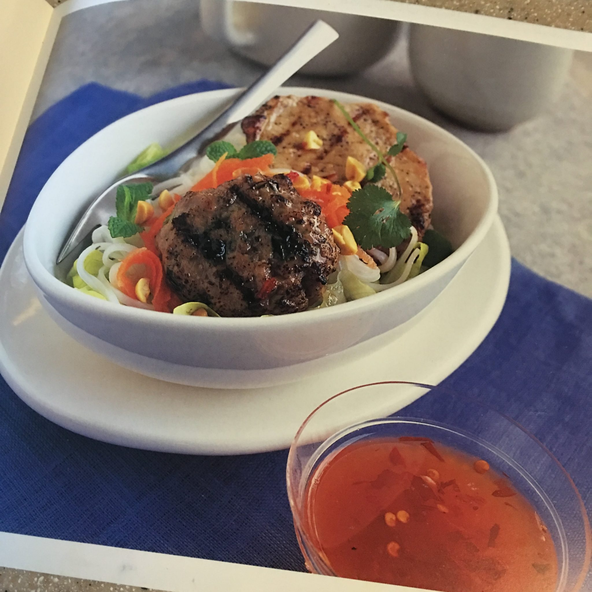 President Obama's 'bun cha' Supper with Anthony Bourdain: Photos and a Recipe - Nancie's Table