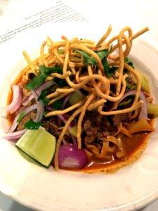 Springtime Supper at Nong's Thai Kitchen