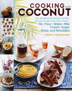 """Cooking With Coconut"": A Delicious New Cookbook"