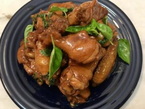 "Delicious Chicken Wings, Taiwanese-Style, from Cathy Erway's ""The Food of Taiwan"""