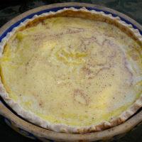 Easy Egg Custard Pie