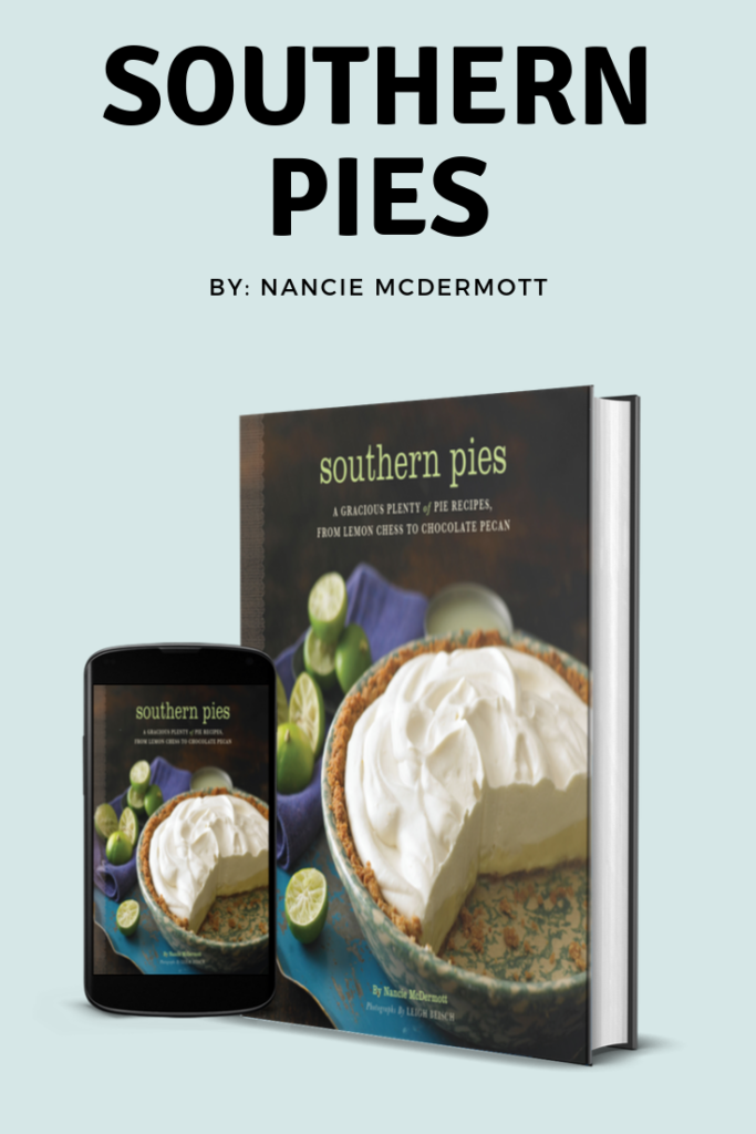 Southern Pies Book Pinterest Image