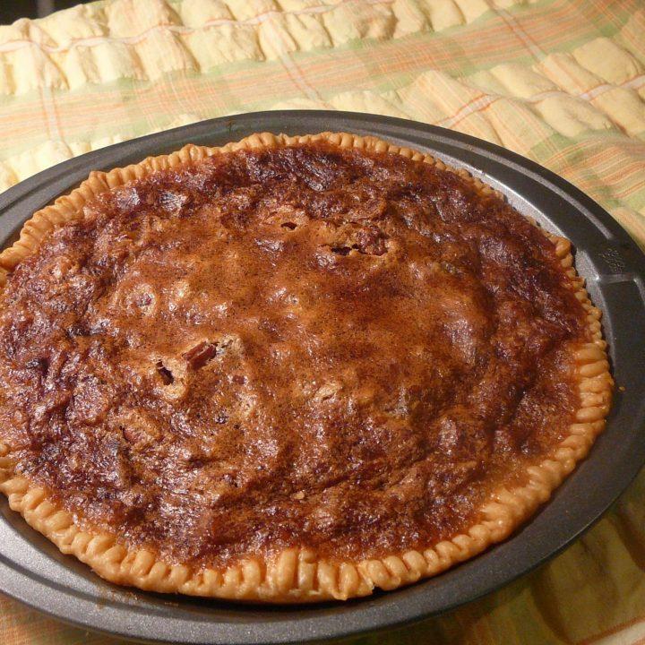 Tasty Osgood Pie