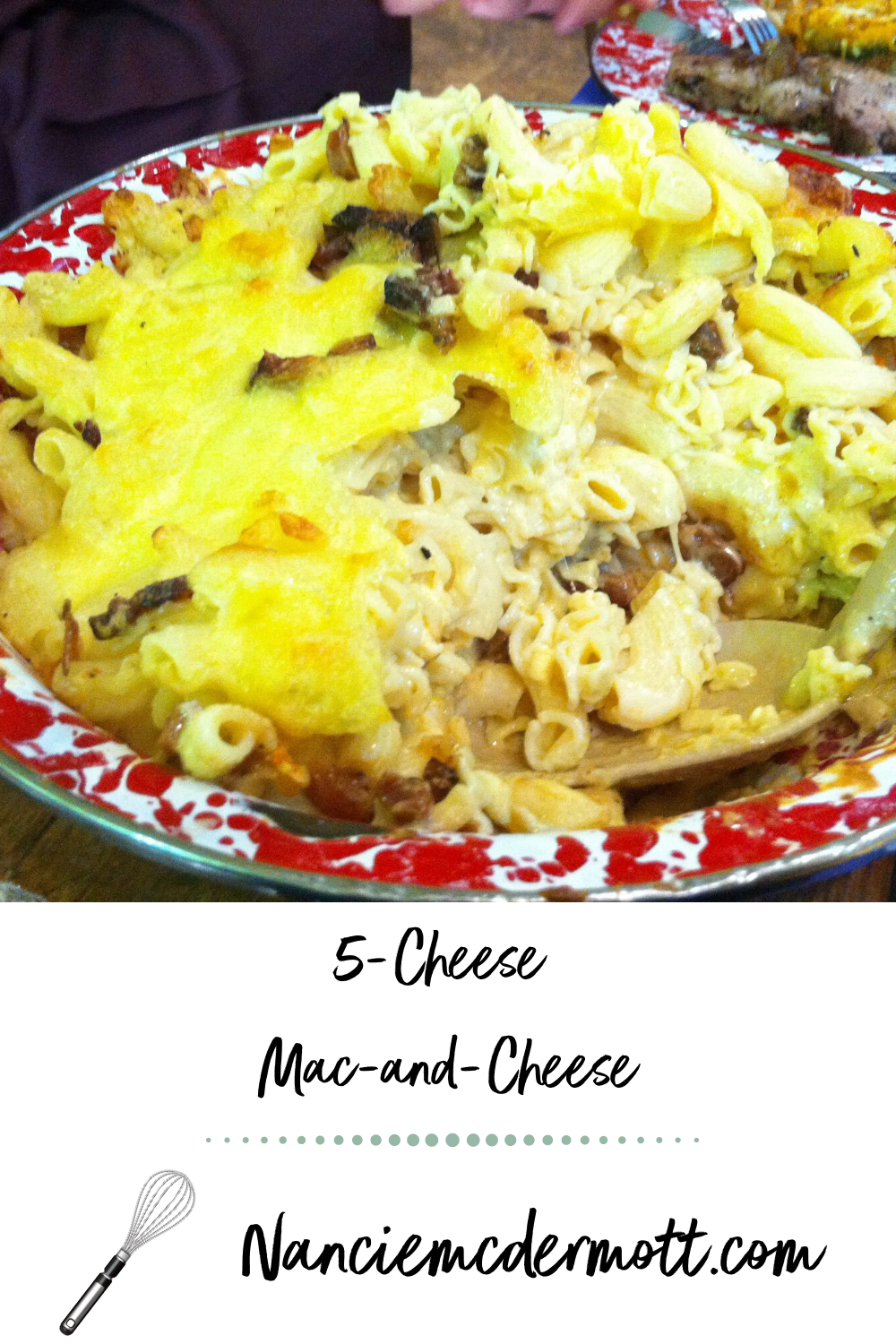 5-Cheese Mac-and-Cheese