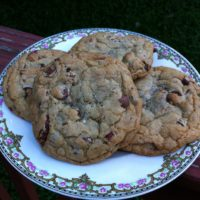 Hunka Chunka Chocolate Chip Cookies