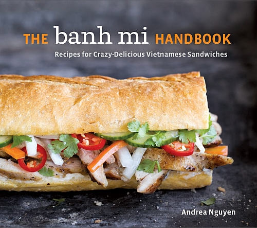 A cookbook devoted to the beloved Vietnamese sandwich, with 50 recipes ranging from classic fillings to innovative modern combinations.