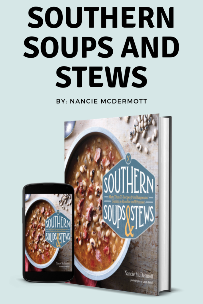 Southern Soups and Stews Book