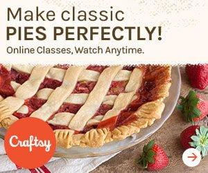 Nacnie McDermott Classic Pies Craftsy Class Banner