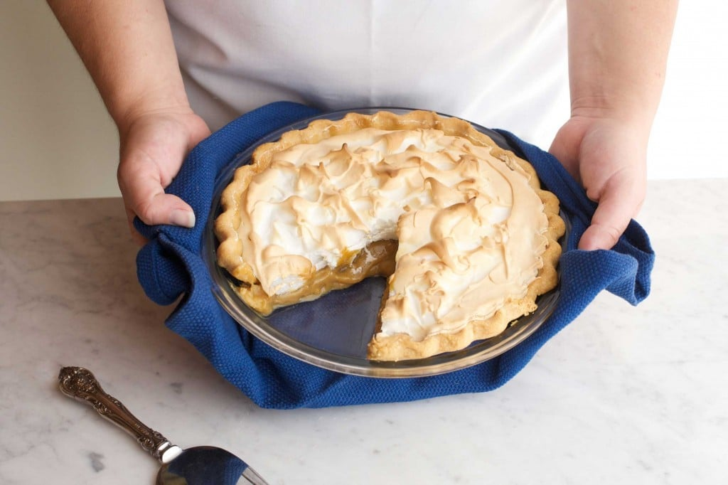 Old-School Apple Pie