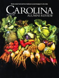 carolina-alumni-review-magazine-cover-july-august-2014-small