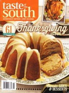 taste-of-south-magazine-cover-thanksgiving-2015