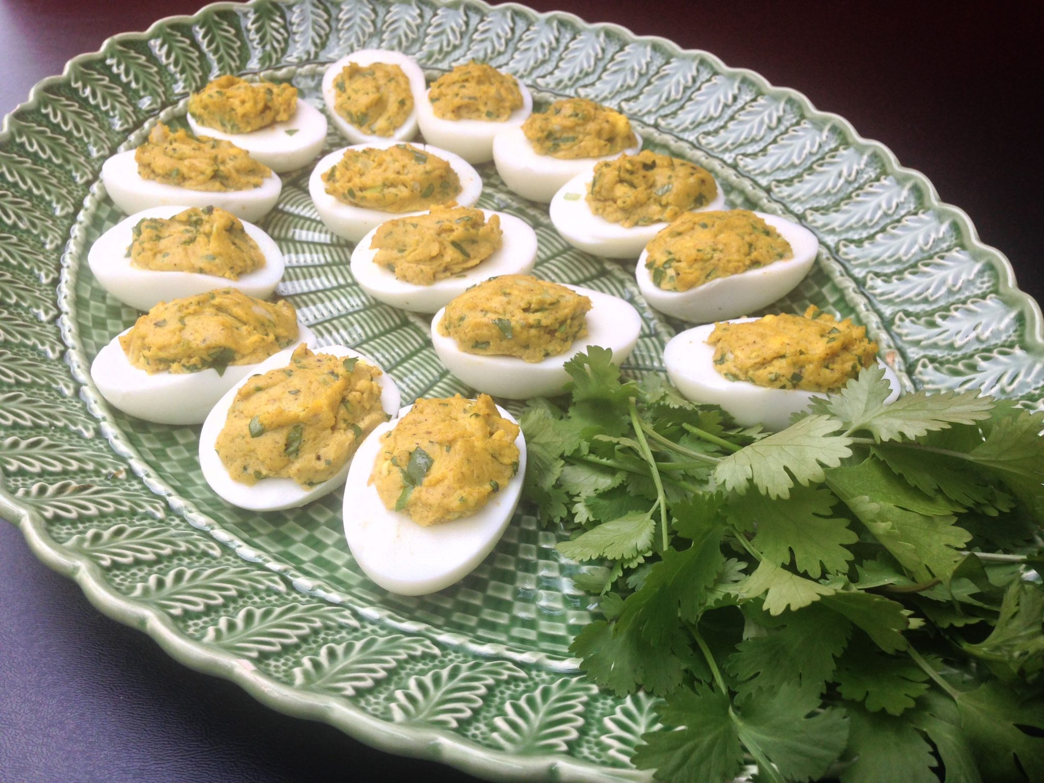 Deviled Eggs The Party Perfect People Pleasing Food Nancie S Table