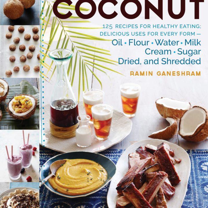 Ramin's Coconut Crab Rice Pilaf