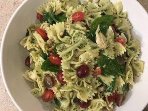 Pasta Salad with Pesto