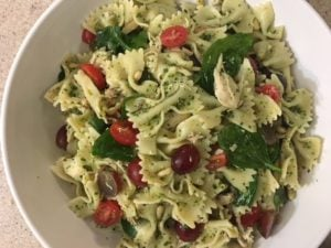 Pasta Salad with Pesto