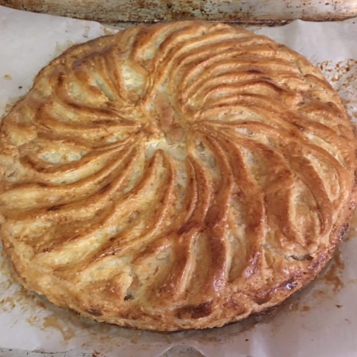 Galette Des Rois : French-Style King Cake for the Twelfth Day of Christmas