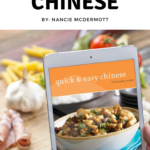 quick and easy chinese cookbook